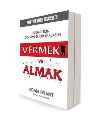 Adam Grant Seti-2 Kitap Takım