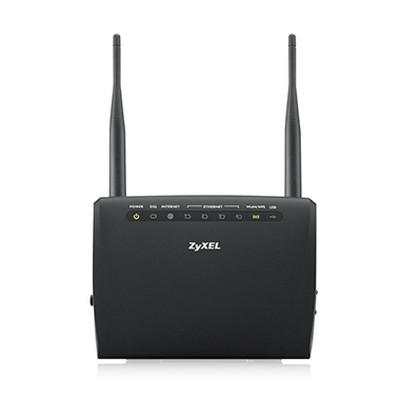 Zyxel VMG1312-B10D Fiber Destekli VDSL2/ADSL2+ Modem/Router