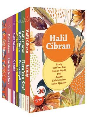 Halil Cibran 6 Kitap Set (Ajanda Hediyeli)