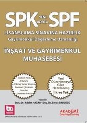 SPK-SPF İnşaat ve Gayrimenkul Muhasebesi
