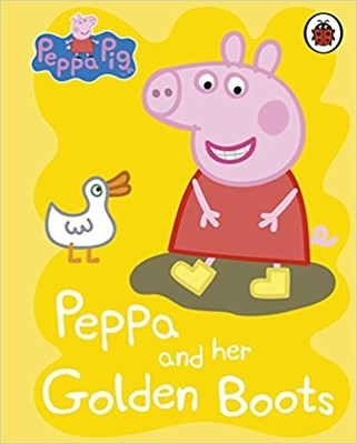 Peppa Pig: Peppa and her Golden Boot