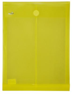 Umix Çıtçıtlı Dosya Üstten Kapak Sarı