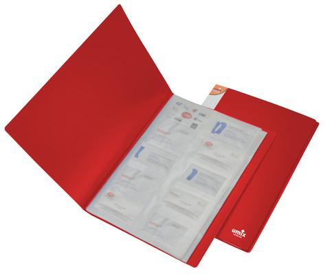 Umix Kartvizitlik A4 400Lü Kırmızı
