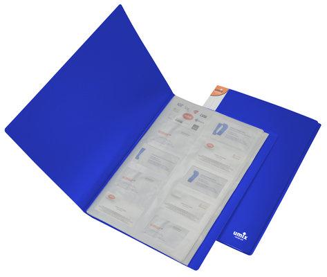 Umix Kartvizitlik A4 400Lü Mavi