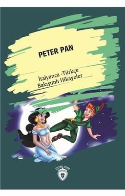Peter Pan-İtalyanca Türkçe Bakışımlı Hikayeler