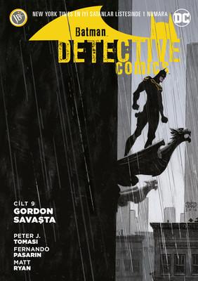 Batman-Dedektif Hikayeleri Cilt 9-Gordon Savaşta