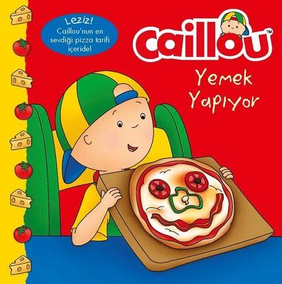 Caillou-Yemek Yapıyor