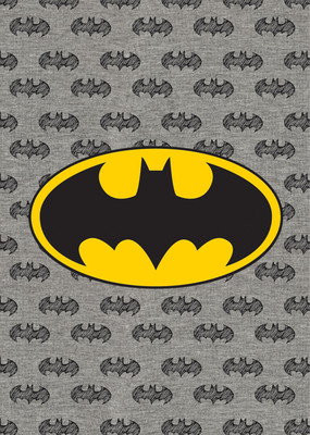 Batman Campus Plus Defter Kareli