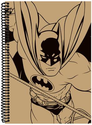 Batman Kraft Defter Kareli