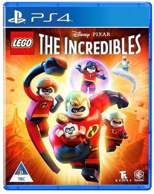 PS4 Lego Incredibles Standart ED