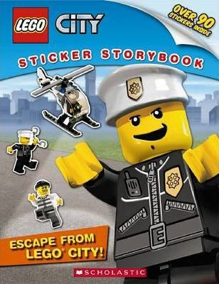Lego City: Escape from Lego City!
