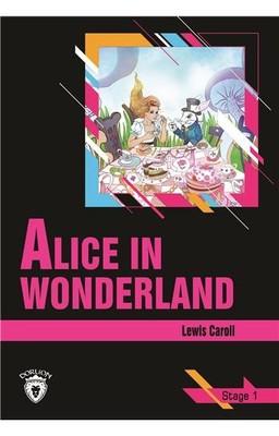 Alice In Wonderland Stage 1 İngilizce Hikaye