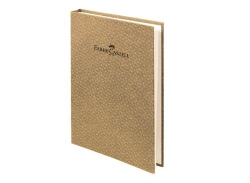 Faber Castell Bambu Serisi A6 Ciltli Kareli Açık Kahve100 Yaprak