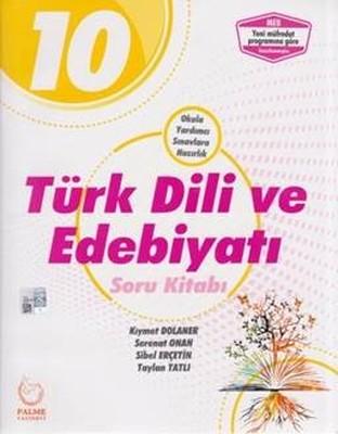 10.Sınıf Türk Dili ve Edebiyatı Soru Kitabı