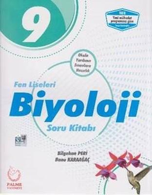 9.Sınıf Fen Liseleri Biyoloji Soru Kitabı