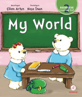My World-Redhouse Learning Set 2