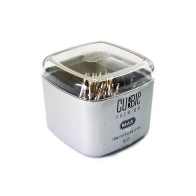 Mas Cubbie Premium Ataş 50mm Silver