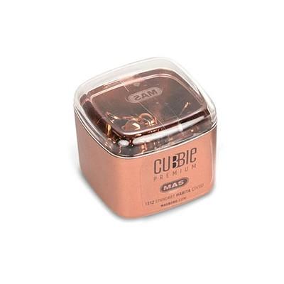 Mas Cubbie Premium Standard Harita Civisi-Rosegold
