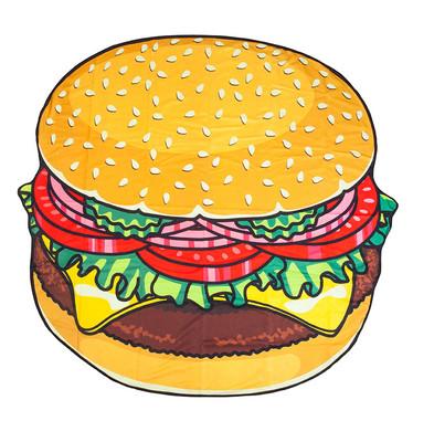 Bigmouth Giant Burger Beach Havlu BMBT-0002