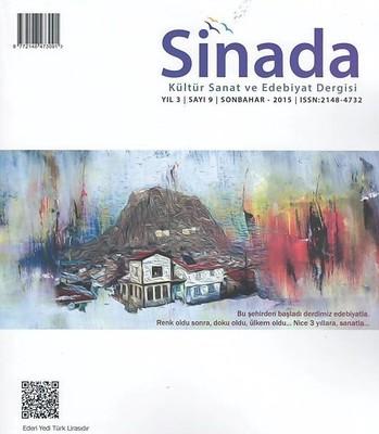 Sinada Dergisi Sayı 9