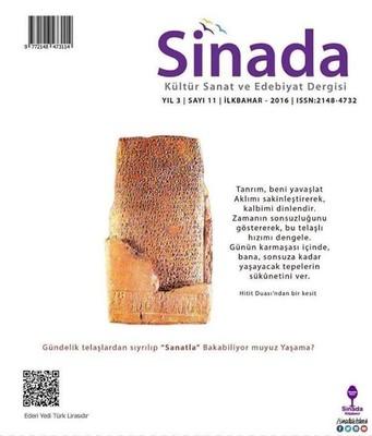 Sinada Dergisi Sayı 11