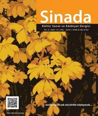 Sinada Dergisi Sayı 14