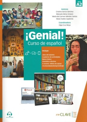 Genial! Curso de Espanol-A2 Audio Descargable