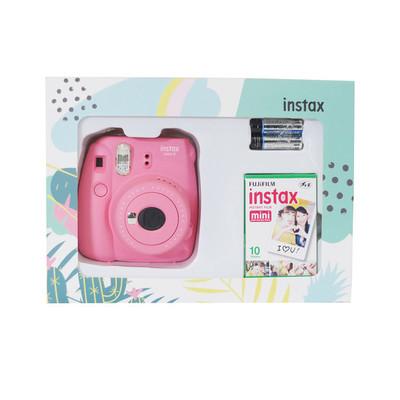 Fuji Instax 9 Box Mini Pembe Fotsı00079
