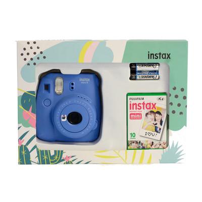 Fuji Instax 9 Box(Mini),Cob Blue FOTSI00083