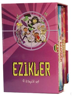 Ezikler Serisi-4 Kitap Takım