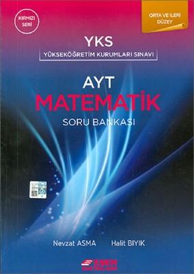 AYT Matematik Soru Bankası Kırmızı Seri