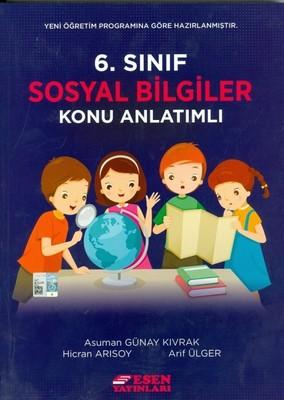 6.Sınıf Sosyal Bilgiler Konu Anlatımlı