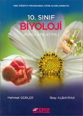 10.Sınıf Biyoloji Konu Anlatımlı