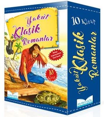 Yakut Klasik Romanlar Seti-10 Kitap Takım
