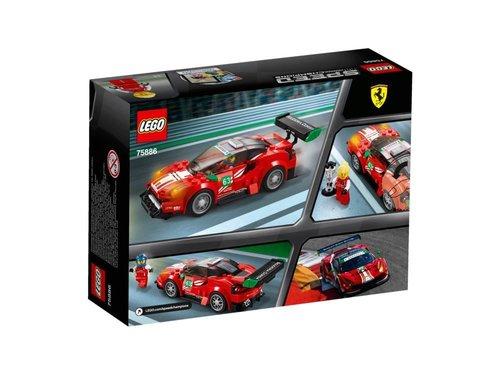 Lego-Speed Ferrari 488 GT3 Scuderia Corsa