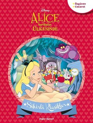 Disney Sihirli Klasikler-Alice Harikalar Ülkesinde
