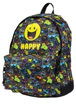Trendix Sırt Çantası Smiley Classic Happy