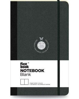 Flexbook Defter Düz 13x21 Siyah