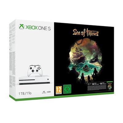 XBOX ONE S 1TB KONSOL+SEA OF THIEVES+3 OYUN BUNDLE SET