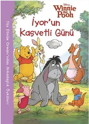 Disney Winnie The Pooh-İyor'un Kasvetli Günü Öykü Kitabı
