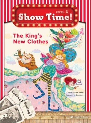 Show Time Level 1-The King's New Clothes-Workbook