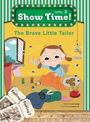 Show Time Level 2-The Breave Little Tailor-Workbook