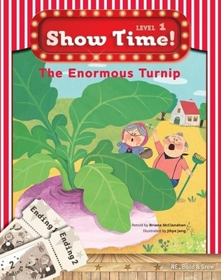 Show Time Level 1-The Enormous Turnip-Workbook