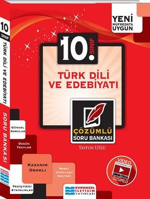 10.Sınıf Türk Dili ve Edebiyatı Video Çözümlü Soru Bankası