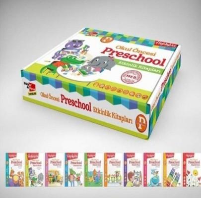 Highlights Okul Öncesi Preschool 10'lu Eğitim Seti