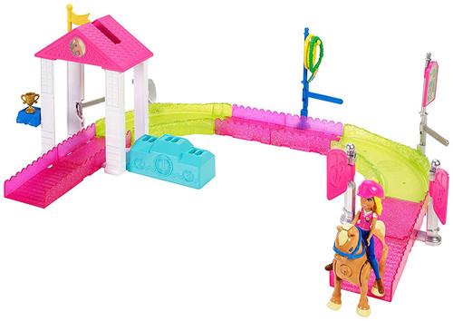 Barbie Hep Yanımda At Yarışı Oyun Set FHV66