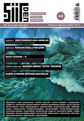 Şiirden Dergisi Sayı 48