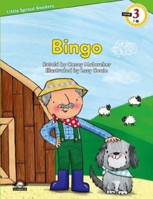 Bingo-Level 3-Little Sprout Readers