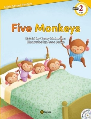 Five Monkeys-Level 2-Little Sprout Readers