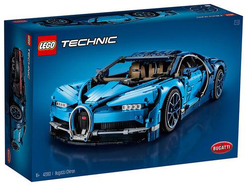 Lego Technic Bugatti Chiron Araba Modeli 42083